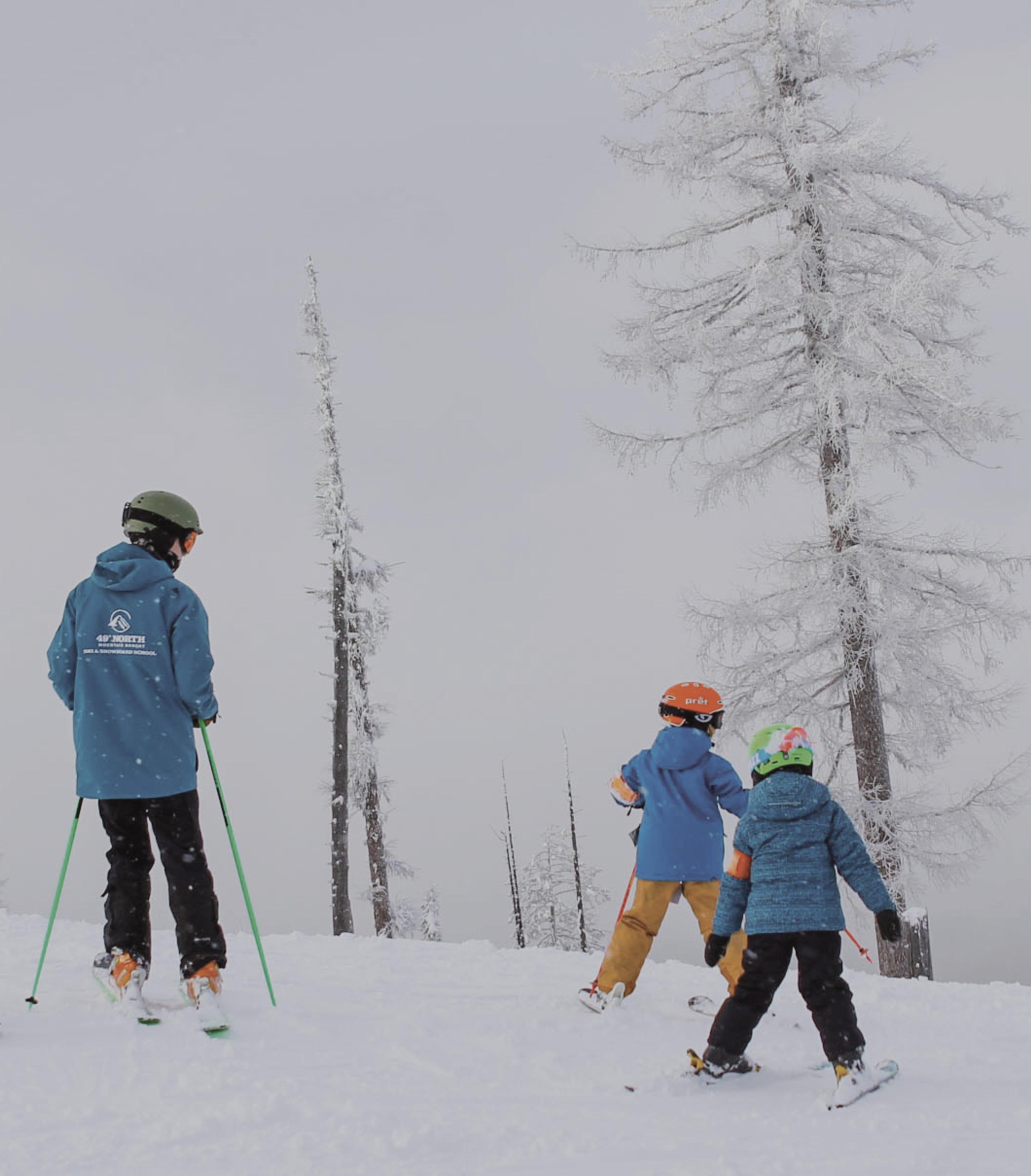 Snowsports School mobile image