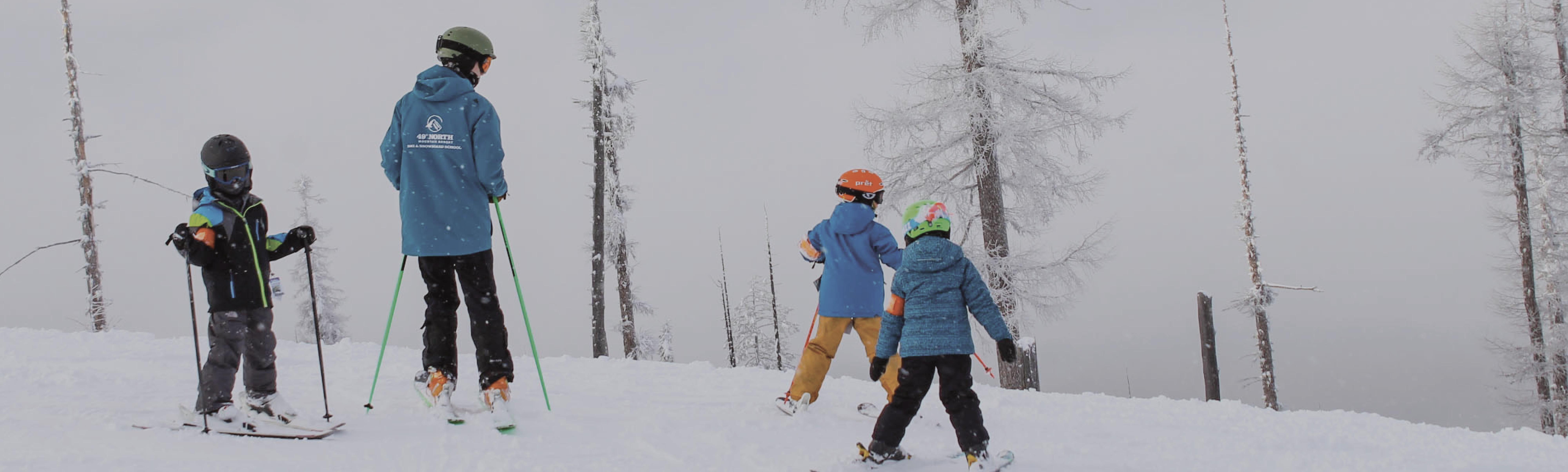 Snowsports School desktop image