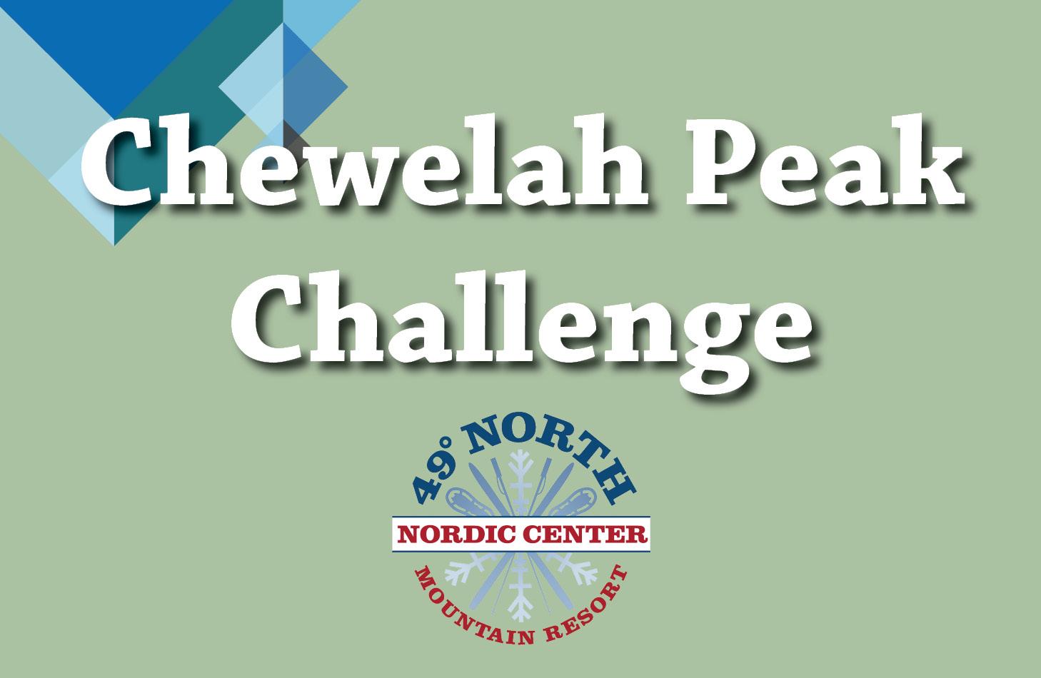 Chewelah Peak Challenge