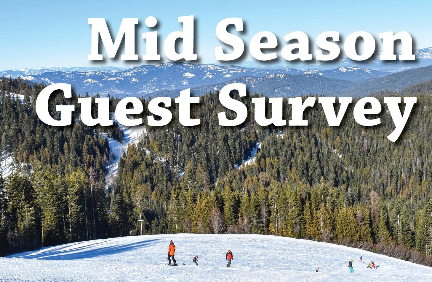 Mid Season Guest Survey
