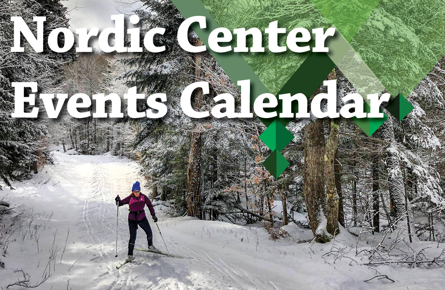 Nordic Center Events Calendar