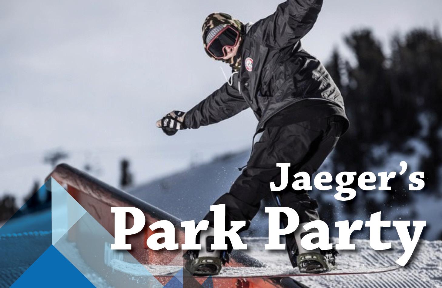 Jaeger's Park Party