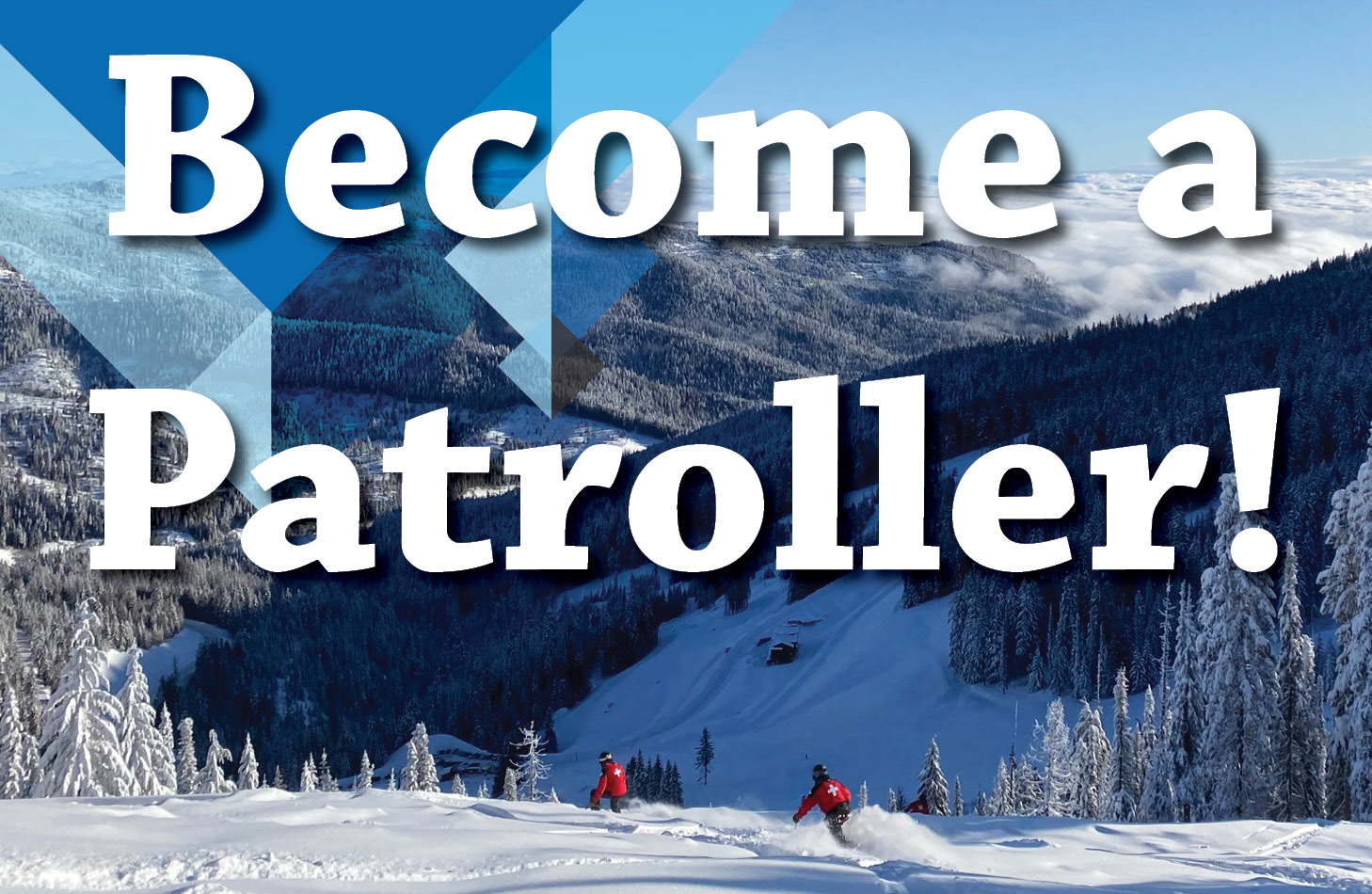 Become a Ski Patroller