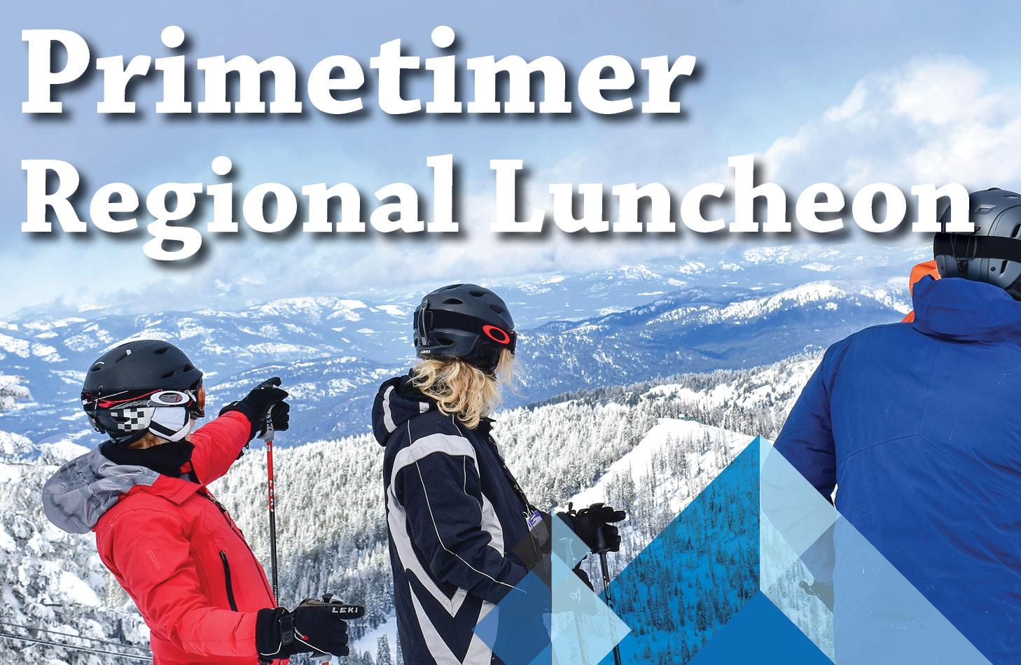 Primetimer Regional Luncheon