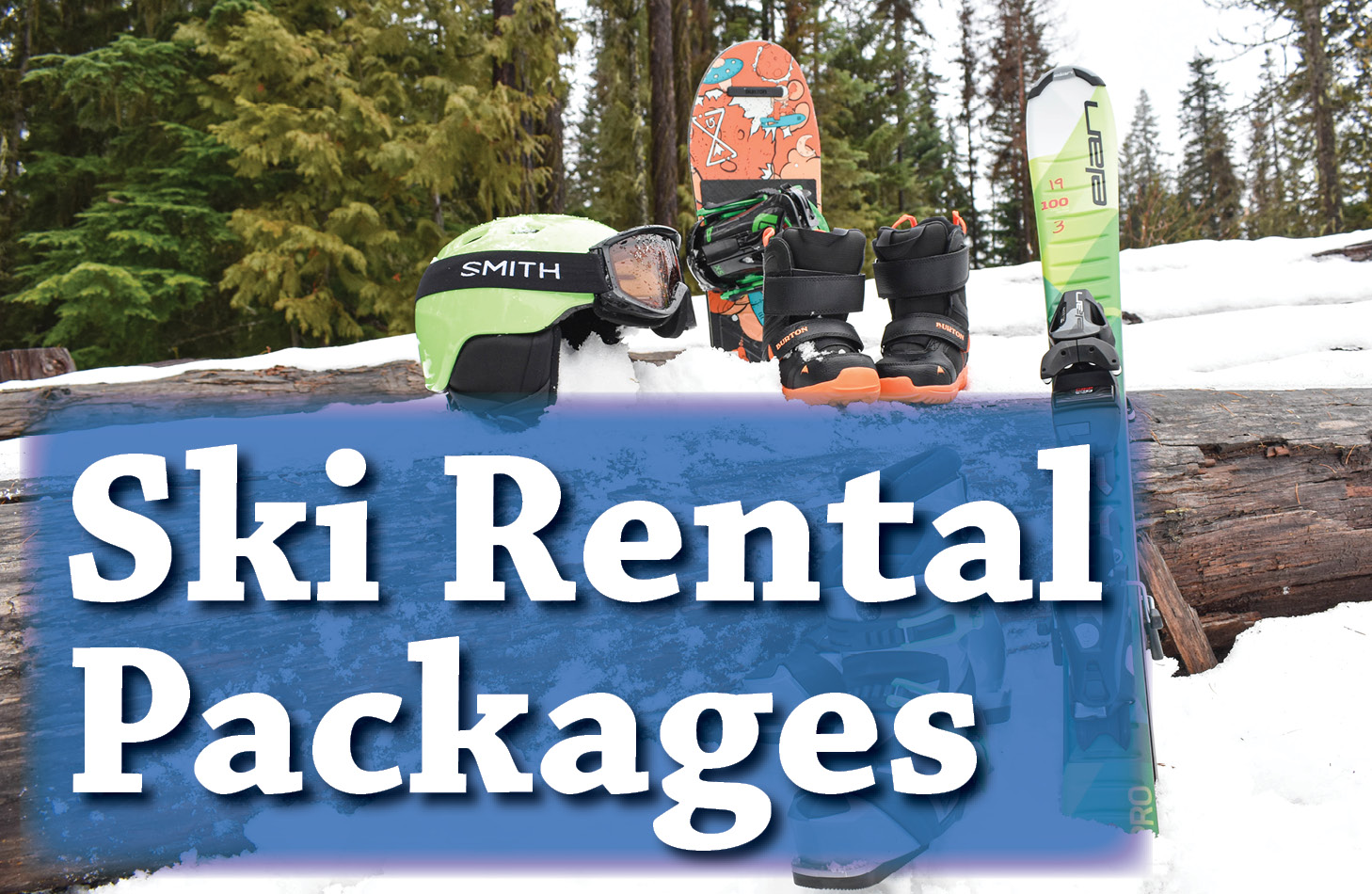 Ski Rental Packages