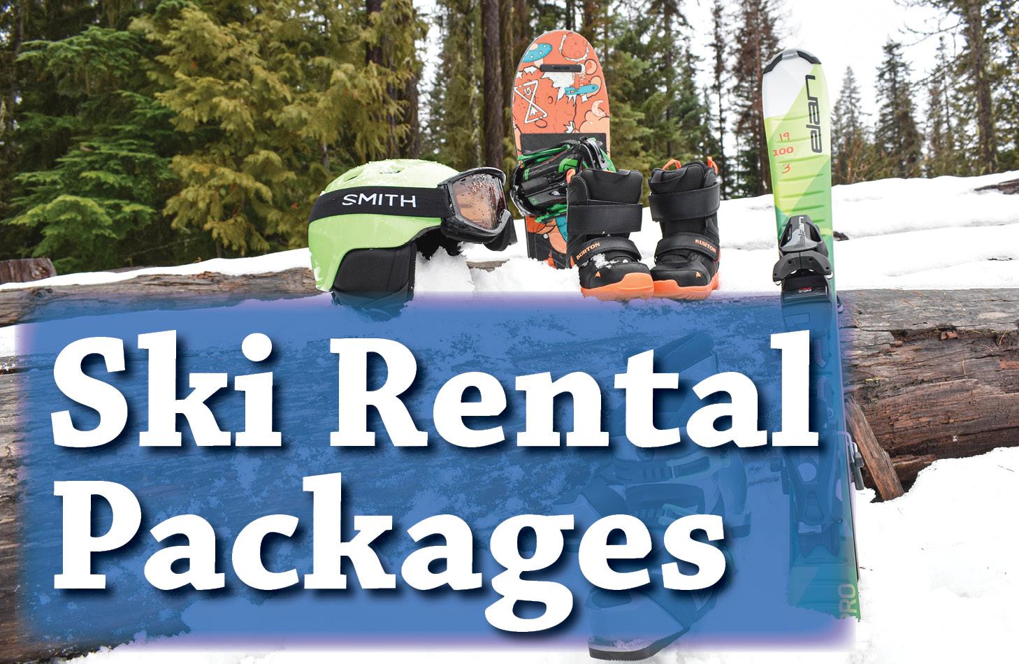 Ski Rental Packages