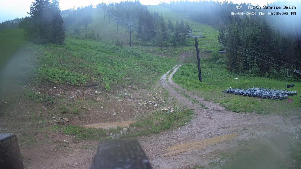 Sunrise Basin Cam is Offline
